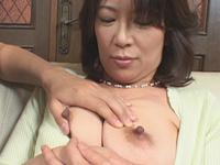 【無修正】青木美里 初裏作品 「可愛すぎるお母さん」