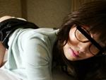 熟れすぎてごめん : 【無修正】右乳が肥大した眼鏡美人とことんヤリまくる 沢野明美 35歳