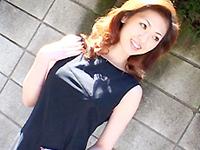 となりのおくさま:【無修正】上村春奈 綺麗な巨乳妻と変態男