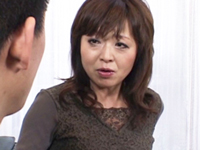 ダイスキ!人妻熟女動画 :カワイイ系の五十路母と息子の濃厚近親相姦セックス! 赤井寿子