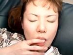 オバタリアン倶楽部 : 【無修正】和服の目隠し熟女 松井はるか