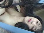 本日の人妻熟女動画 : 【素人】母乳ミサイル発射!けっこうなお年に見えちゃう妊婦さん♪
