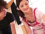ダイスキ!人妻熟女動画 : 嫁のお母さんのブラがいつも浮いていて、ついに辛抱堪らず・・・! 寺崎泉