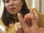オバタリアン倶楽部 : 【無修正】浮気発覚で剃毛!小悪魔三十路