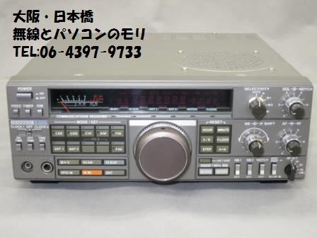 R-5000 ケンウッド 通信型受信機 レシーバー ★オプション4点内蔵 KENWOOD