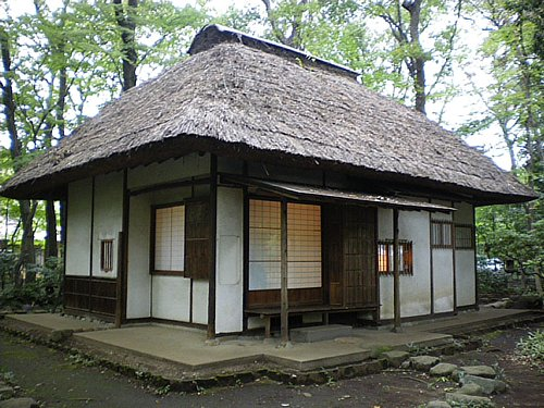 ICU泰山荘・待合1