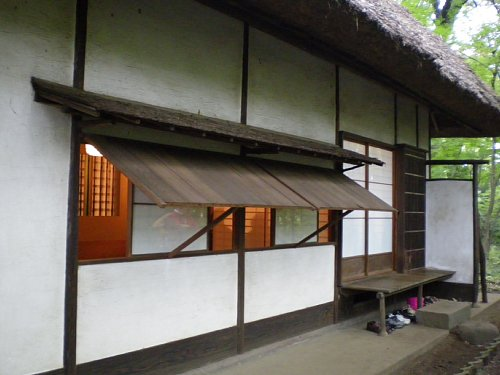 ICU泰山荘・待合2