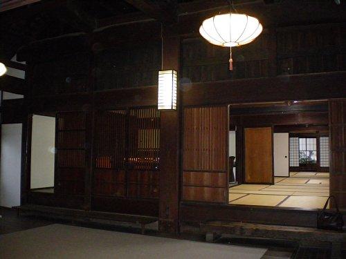 めぐみ荘・土間2