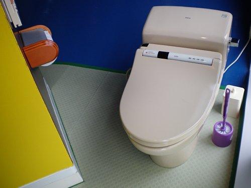 三鷹反転住宅・トイレ