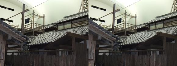 「大阪くらしの今昔館」なにわ町家の歳時記⑳(平行法)