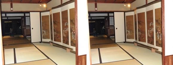 「大阪くらしの今昔館」なにわ町家の歳時記⑮(交差法)
