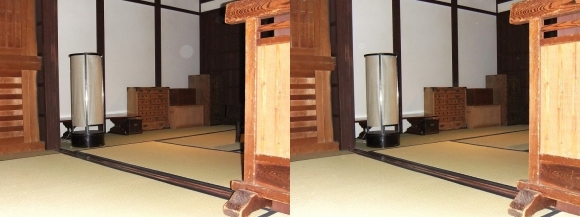 「大阪くらしの今昔館」なにわ町家の歳時記⑭(平行法)