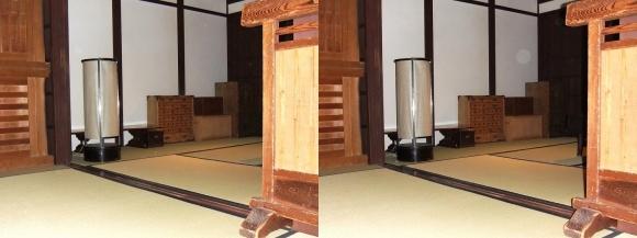 「大阪くらしの今昔館」なにわ町家の歳時記⑭(交差法)