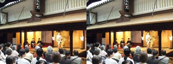 「大阪くらしの今昔館」山村流地歌舞「すり鉢」(平行法)