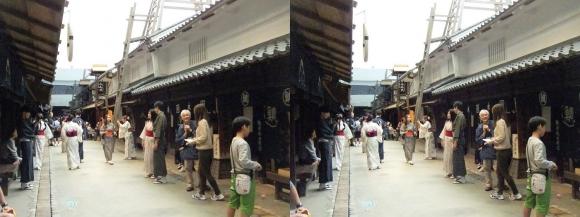 「大阪くらしの今昔館」なにわ町家の歳時記⑤(平行法)