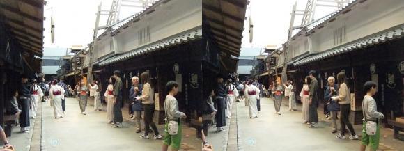 「大阪くらしの今昔館」なにわ町家の歳時記⑤(交差法)