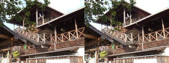 天理観光農園「峠の茶屋」①(平行法)