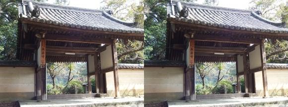 長岳寺①(平行法)