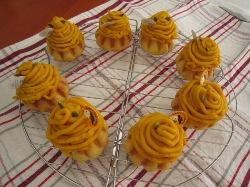 かぼちゃのモンブラン Tさん2015-10-25