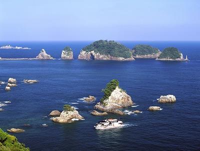 勝浦紀ノ松島①