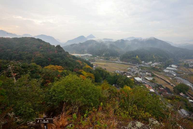 競秀峰巡り (3)