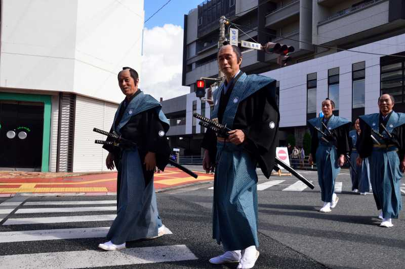 日田天領祭り (1)