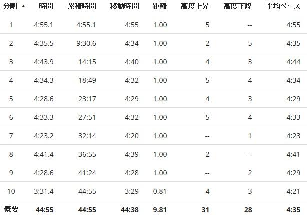 20151122マラソン大会10km