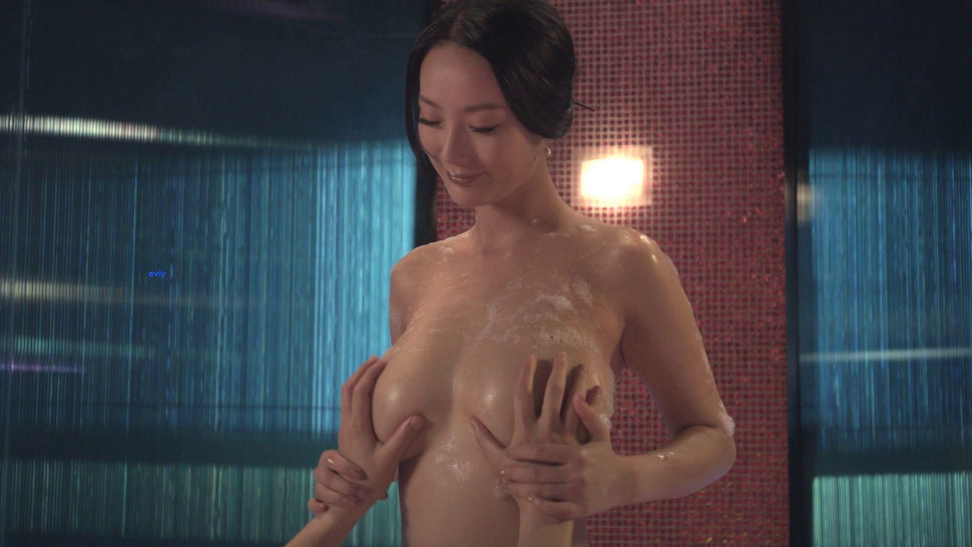 台湾のレジェンド級美巨乳女優「王李丹」のエロ画像