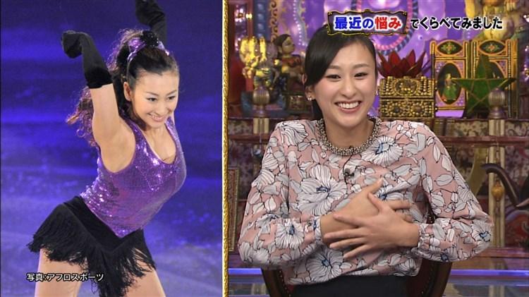 【エロ画像集】浅田舞が「巨乳化」してる「Gカップあって悩んでるんです」エロ画像のまとめ