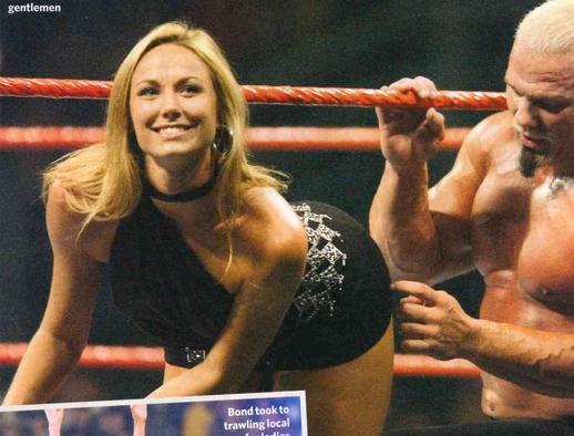 WWEがエロすぎる件「女子プロレ  スで抜けるじゃん!!」「巨乳ばかりでたまらん」