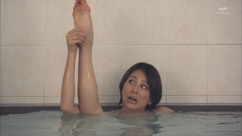 米倉涼子のAVエロ画像