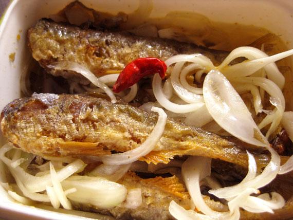 焼き鮎寿司06