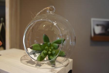 ハンギングガラス1