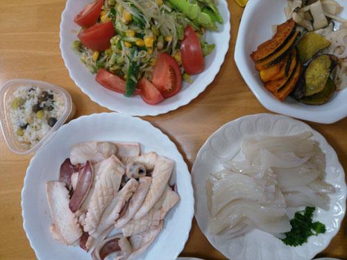 20151108お昼ご飯