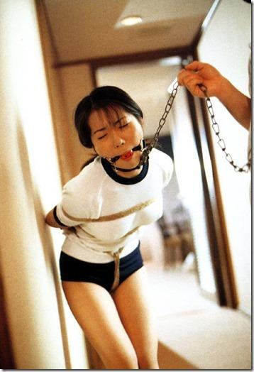 【緊縛股縄画像40枚】おまえの股に食い込む縄になりたい!09