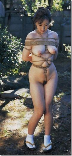 【緊縛股縄画像40枚】おまえの股に食い込む縄になりたい!17