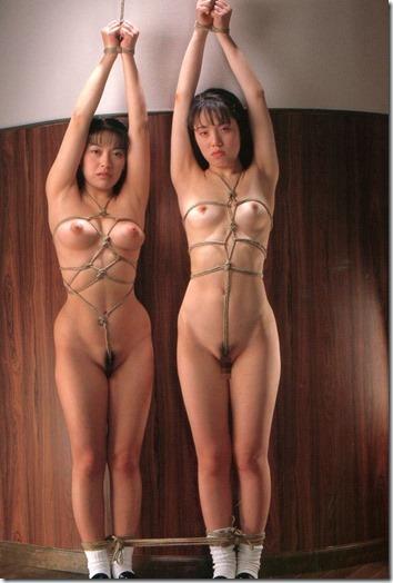 【緊縛股縄画像40枚】おまえの股に食い込む縄になりたい!19