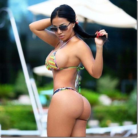 【世界の快道でイク!ニカラグア編】ニカラグア富士に愛された2つ目の運河の国のエロ美女達02Dolly Castro02
