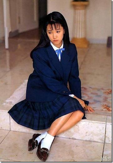 昭和浪漫風;母に内緒で調教された制服娘のSMエロ動画像39