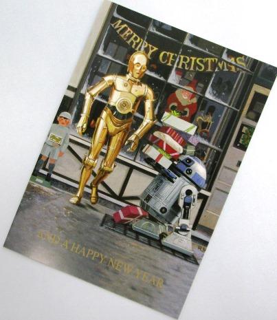 スターウォーズクリスマス (2)