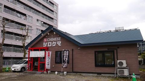 CHINESE シロクマ