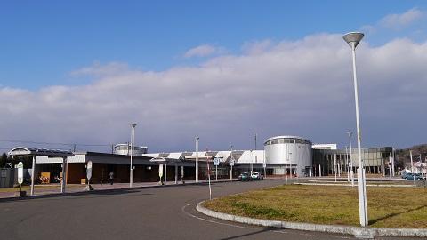 JR栗山駅 マミーズショップ