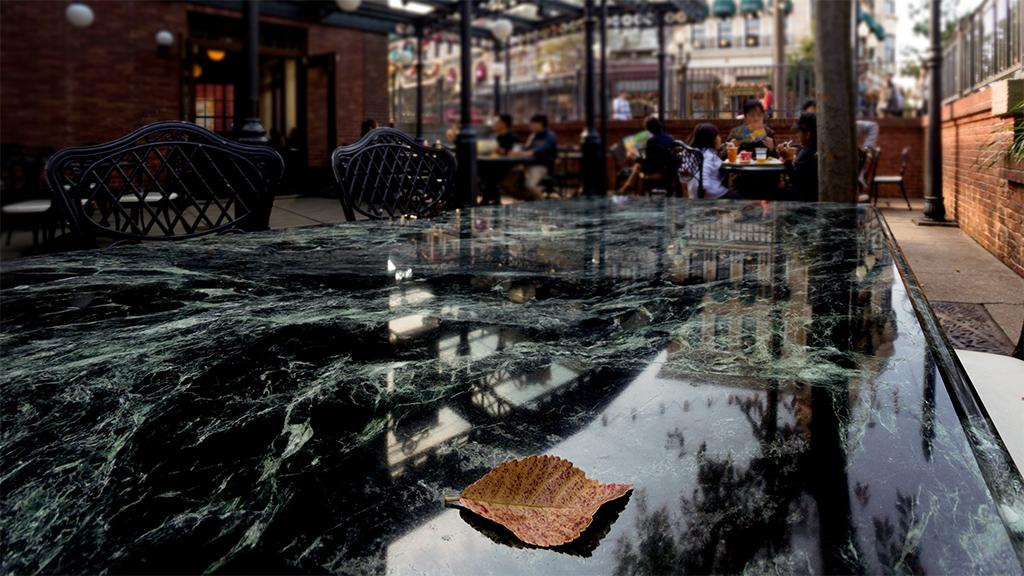 ニューヨーク・デリ 北側テラス席(レストラン)(アメリカンウォーターフロント)(東京ディズニーシー)