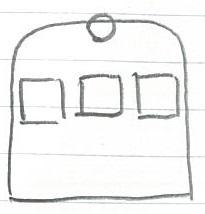 原型3枚窓