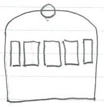 原型5枚窓