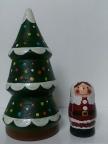 マトリョーシカのクリスマスツリー