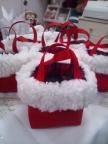 クリスマスミニトートbag