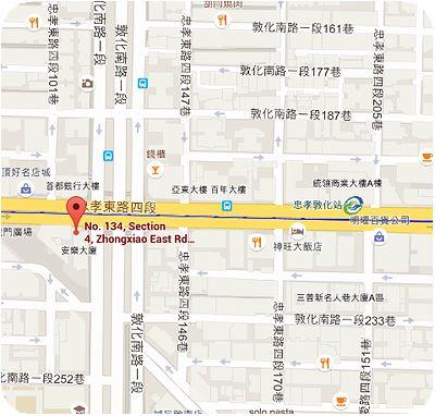 龍門門市地図