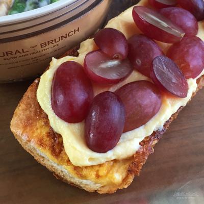 チーズクリームシチュー&赤ぶどうのカスタードサンド弁当03