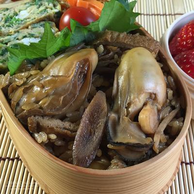 牡蠣の炊き込みご飯ver.1.1弁当02